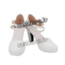 画像2: マクロスF マクロスフロンティア シェリル・ノーム風 08 コスプレ靴 ブーツ