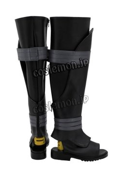 画像3: Fate/Grand Order フェイト/グランドオーダー セイバー 沖田総司風 02 コスプレ靴 ブーツ