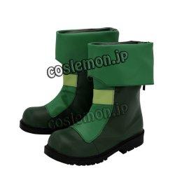 画像3: メイドインアビス プルシュカ風 コスプレ靴 ブーツ
