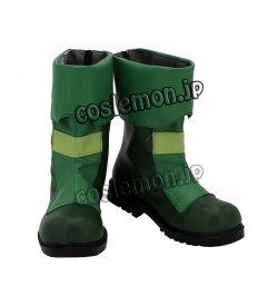 画像2: メイドインアビス プルシュカ風 コスプレ靴 ブーツ