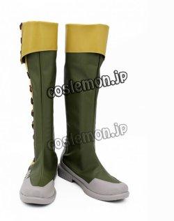 画像2: 盾の勇者の成り上がり 川澄樹風 コスプレ靴 ブーツ