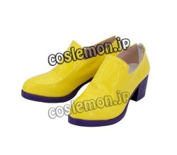 画像4: ジョジョの奇妙な冒険 ジョルノ・ジョバァーナ風 02 コスプレ靴 ブーツ