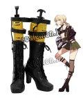 Fate/Grand Order フェイト・グランドオーダー アルトリア・ペンドラゴン風 コスプレ靴 ブーツ