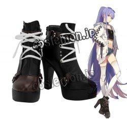 画像1: Fate/Grand Order フェイト・グランドオーダー メルトリリス風 コスプレ靴 ブーツ