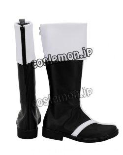 画像3: BLEACH ブリーチ ウルキオラ シファー風 02 コスプレ靴 ブーツ