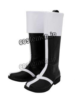 画像4: BLEACH ブリーチ ウルキオラ シファー風 02 コスプレ靴 ブーツ