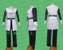 画像1: ジョジョの奇妙な冒険 イルーゾォ風 アニメカラー 02 コスプレ衣装