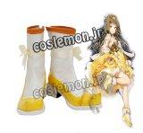 少女前線 Girls Frontline ドールズフロントライン K2ちゃん風 コスプレ靴 ブーツ