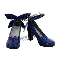 画像2: 崩壊学園2 ほうかいがくえん キアナ・カスラナ風 コスプレ靴 ブーツ