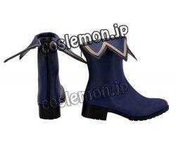 画像3: デート·ア·ライブIII ハニエル 七罪 魔女 なつみ風 ●コスプレ靴 ブーツ