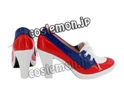 画像3: AKB0048 Everyday風 コスプレ靴 ブーツ