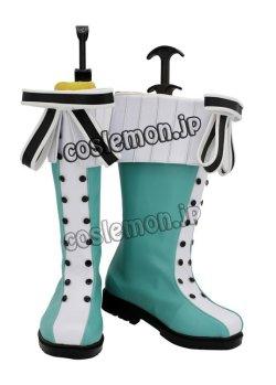 画像2: IDOLiSH7 アイドリッシュセブン ホワイトデー 四葉環風 よつばたまき ●コスプレ靴 ブーツ