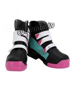 画像2: Gen:LOCK Cammie Maccloud風 ●コスプレ靴 ブーツ