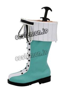 画像3: IDOLiSH7 アイドリッシュセブン ホワイトデー 四葉環風 よつばたまき ●コスプレ靴 ブーツ