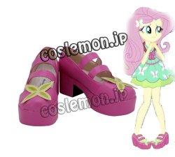 画像1: マイリトルポニー〜トモダチは魔法〜 My Little Pony風 ●コスプレ靴 ブーツ