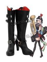 少女前線 Girls Frontline パッチドールズフロントライン SPAS12風 ●コスプレ靴 ブーツ