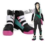 Gen:LOCK Cammie Maccloud風 ●コスプレ靴 ブーツ