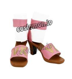 画像2: アイカツ!アイドルカツドウ! 星光学園 夏樹みくる風 ●コスプレ靴 ブーツ