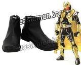 ヒーロー 仮面ライダークウガ風 ●コスプレ靴 ブーツ