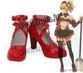 Fate/Grand Order フェイト・グランドオーダー モードレッド風 ●コスプレ靴 ブーツ