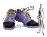 ジョジョの奇妙な冒険 第四部 空条承太郎風 ●コスプレ靴 ブーツ