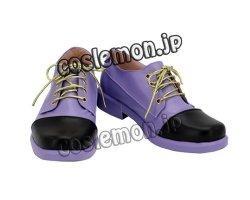 画像2: ジョジョの奇妙な冒険 第四部 空条承太郎風 ●コスプレ靴 ブーツ