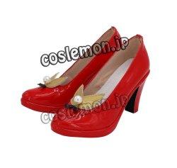画像2: アズールレーン チャイナドレス風 ●コスプレ靴 ブーツ