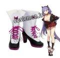 Fate/Grand Order フェイト・グランドオーダー FGO BB ムーンキャンサー風 ●コスプレ靴 ブーツ