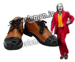 画像1: バットマン The Batman The Joker ジョーカー風 バットマン ●コスプレ靴 ブーツ