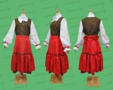 Axis Powers ヘタリア ハンガリー 民族衣装風 ●コスプレ衣装