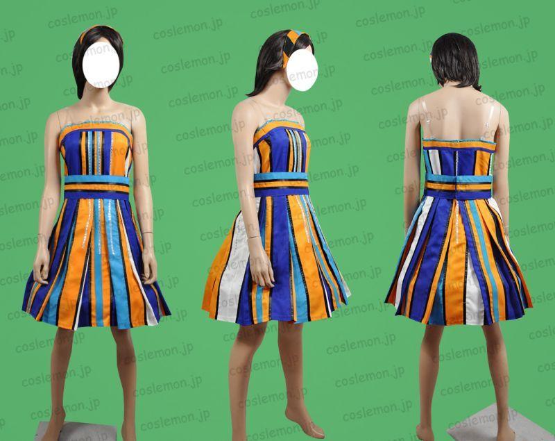 画像1 芸能人衣装 西野カナ風 ライブ オーダーサイズ ○コスプレ衣装